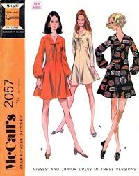 dress pattern fit and flare 1960s cute dress pattern mccalls 2057 vintage sewing pattern kawaii