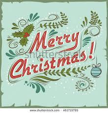 wish you merry happy new stock vector 164381678