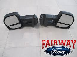15 thru 17 f 150 oem genuine ford manual telescopic trailer tow