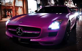 pink sparkly mercedes images of fantastic purple car wallpaper sc