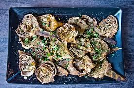 cuisine artichaut cuisson recette cuire des fonds d artichauts