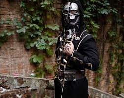 Dishonored Halloween Costume Dishonored 2 Cosplay Etsy