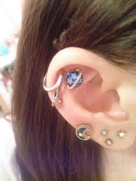 piercing ureche 143 best piercings images on piercing tattoo gemstone