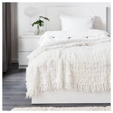 White Shag Rug Ikea Ofelia Throw Ikea