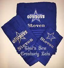 Dallas Cowboy Bathroom Set Bathroom Face Cloth Bath Towels U0026 Washcloths Ebay