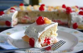 eggless pineapple pastry pineapple cake eggless cooking