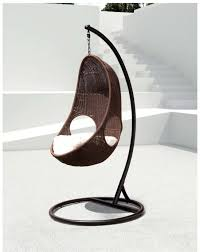 Comfy Chair For Bedroom Amazon Com Bertone U2013 Soft Touch Cozy Egg Shape Swing Chair Model