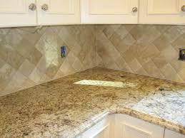 Tile Kitchen Backsplashes Mesmerizing Travertine Kitchen Backsplash 90 Travertine Kitchen