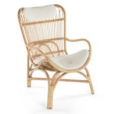 Rattan Accent Chair Modern Rattan Wicker Accent Chairs Allmodern