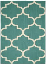 teal moroccan 5 7 rug u2013 perfect for a dorm room
