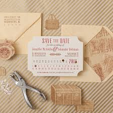 unique save the dates 30 creative wedding save the date ideas brides