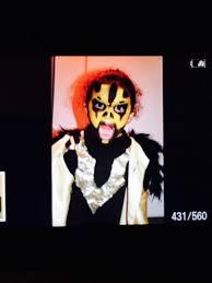 Goldust Halloween Costume Emily Gutierrez Enjgutierrez Twitter