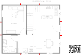 Cabin Layouts Floor Plans Alberta Cabin Packages