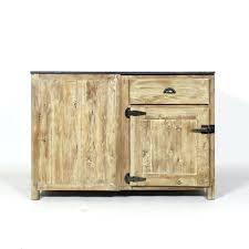 meuble de cuisine en bois pas cher meuble cuisine bois poignee frigo meubles cuisine bois meubles de