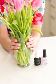 the best at home manicure all we are