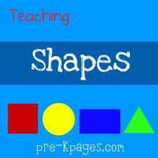 51 best shapes images on pinterest maths preschool math and