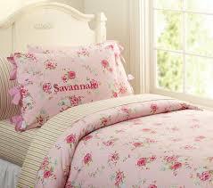 savannah floral duvet cover