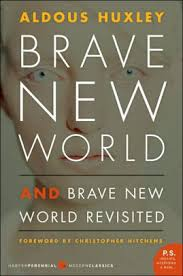 Barnes And Noble West Farms Mall Brave New World And Brave New World Revisited By Aldous Huxley