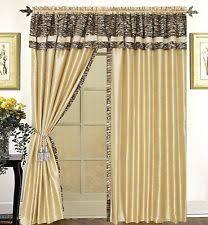 Leopard Curtains Nanshing Curtains Drapes And Valances Ebay