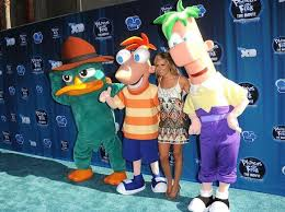 Phineas Halloween Costume Professional Phineas Flynn Ferb Fletcher Perry Mascot Head Costume