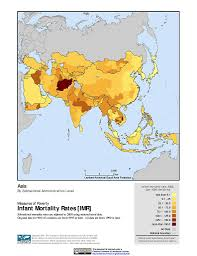 Countries In Asia Map by Maps Poverty Mapping Sedac
