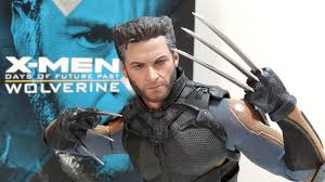 Famosos Hot Toys WOLVERINE X-Men Days of Future Past REVIEW / DiegoHDM  &AC63