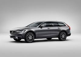 volvo north america headquarters 2017 volvo v90 cross country the swedes debut an anti crossover