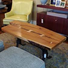 Live Edge Conference Table Chagrin Valley Custom Furniture Handcrafted Custom Built