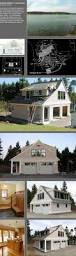 cottage garage plans whitten architects new england home and maine cottage design