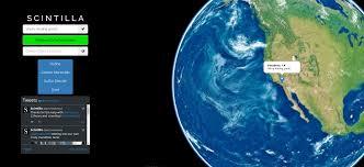 Global Incident Map Plain Language Act Nasa
