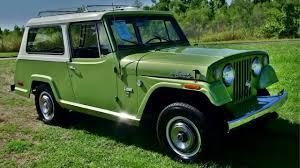 jeep commando custom 1970 jeepster commando 4x4 225 dauntless v6 95 original