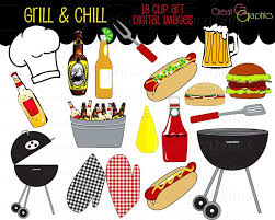 party clipart backyard bbq clip art cooking clipart printable bbq