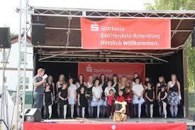 Sparkasse Bad Hersfeld Jugend Und Showtanzgruppe Hönebach Wildeck Hönebach