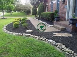 small front yard landscaping ideas rock the garden inspirations