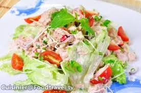 cuisine spicy แคลอร spicy tunar salad ยำท น า calforlife com