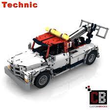 lego technic truck custombricks de lego technic model custombricks moc instruction