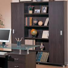 Sauder Black Bookcase by Bookshelf Inspiring Deep Bookshelf Bookcases With Deep Shelves