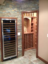 residential wine cellar in ohio custom design cellars