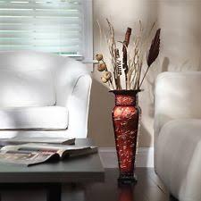 Flowers For Floor Vases Decorative Floor Vase Ebay