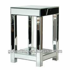 Venetian Mirrored Console Table Venetian Mirrored Medium Narrow Table View Mirror Console Table