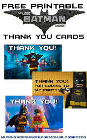 musings of an average mom everything you need for a lego batman party