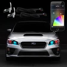 ios android smartphone app bluetooth xkchrome demon eye kit for