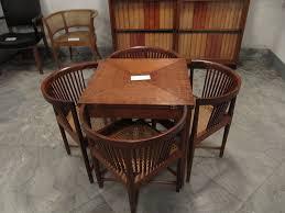 file kaare klint table chairs design museum jpg wikimedia commons