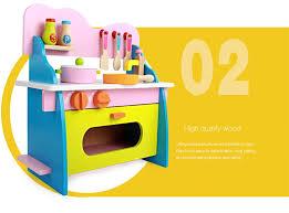 cuisine jouet nouveau design en bois cuisine jouet fille de jeu en bois cuisine
