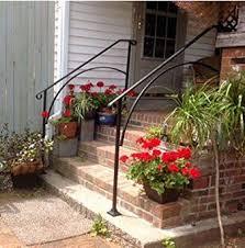Handrail For Two Steps Stair Hand Rails Porch Hand Rails Deck Hand Rails
