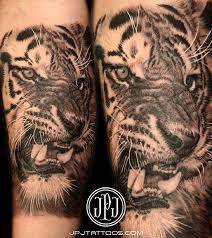the 25 best tiger head tattoo ideas on pinterest tiger head