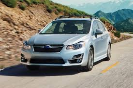 subaru wilderness green 2015 impreza now with upgraded interior features from u002715 legacy