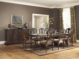 South Shore Bedroom Furniture By Ashley Shore Dining Table D553 55 Dark Brown By Ashley Furniture