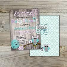 ddg baby shower invitations custom invitations announcements