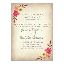 christian wedding cards invitations zazzle co uk